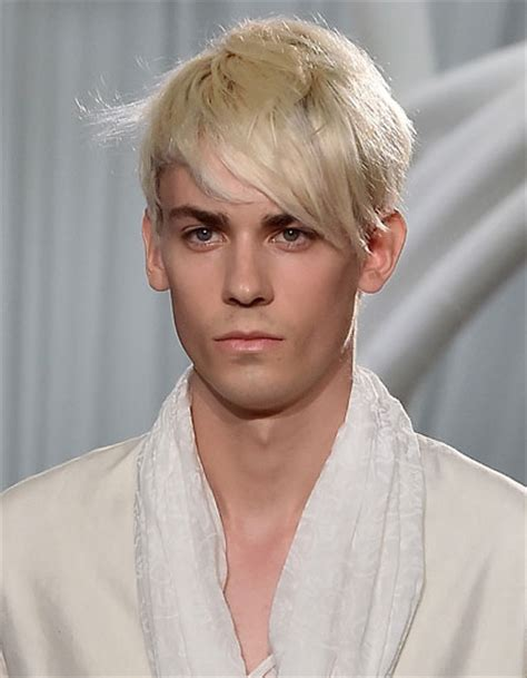 hair color trends 2015 for boys men s hairstyles 2015 trends from milan