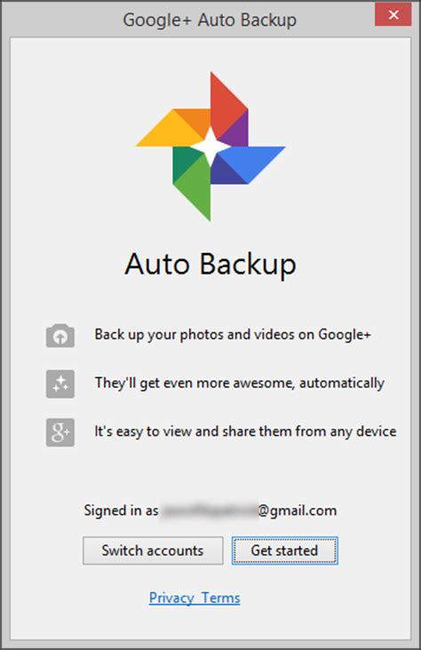 google images upload my photo where did google auto backup come from and how do i