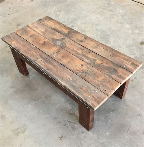 Timber Coffee Table Reclaimed Timber Coffee Table Encore Reclamation