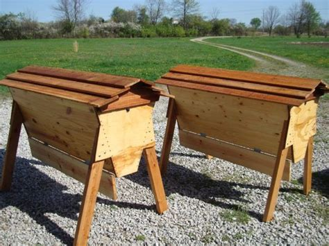 cedar top bar hive extensions the winter and cas on pinterest