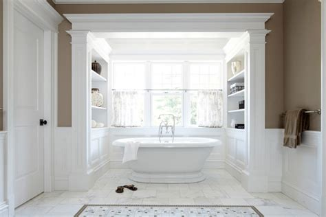 new canaan shingle style bathroom new york