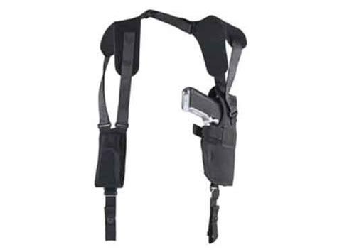 light bearing shoulder holster uncle mike s pro pak vertical shoulder holster right hand