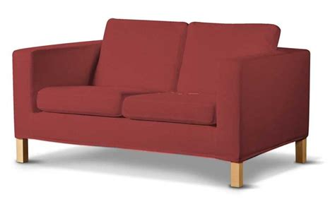 ikea karlanda sofa new ikea karlanda 2 seat sofa cover slipcover red