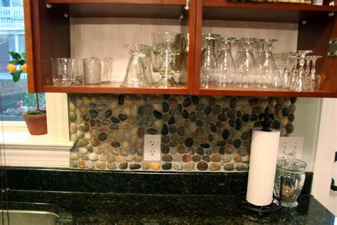 stone kitchen backsplash garden stone kitchen backsplash tutorial how to
