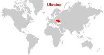 Ukraine World Map by Ukraine Map And Satellite Image