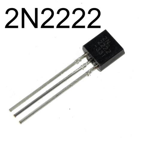 transistor npn 2222a transistor 2n2222 tostatronic