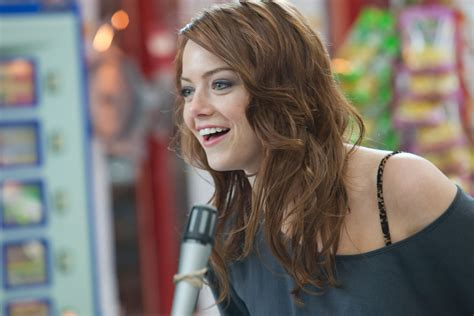 top film emma stone movie 43 images featuring emma stone hugh jackman