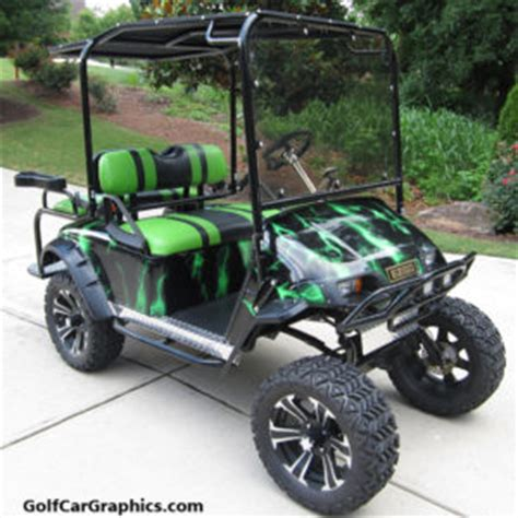 golf cart wrap template pushing the trend in vinyl golf car wrap products