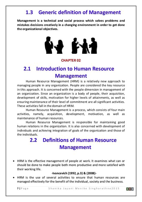 thesis title for hrm course hrm thesis development