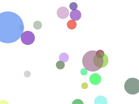 particles  katherine kato dribbble dribbble