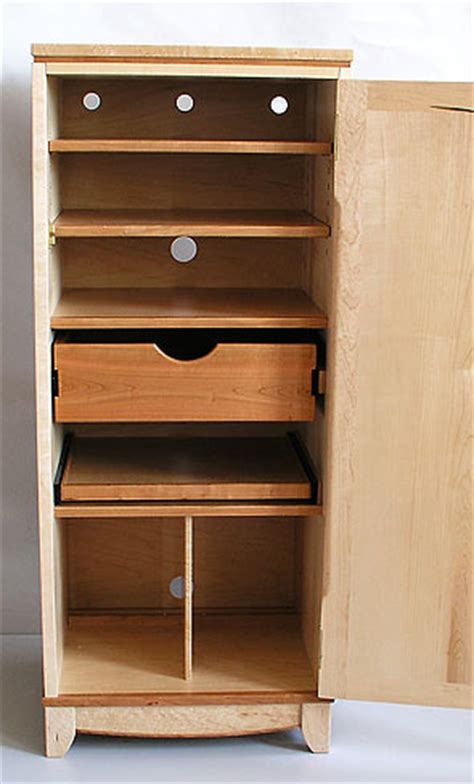 stereo cabinet with turntable shelf stereo record cabinet