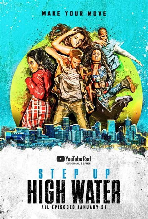 film up high step up high water tv poster imp awards