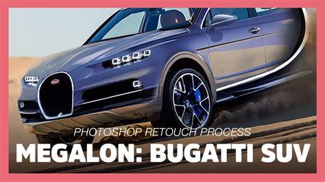 bugatti suv bugatti chiron suv megalon designers vision pt 1