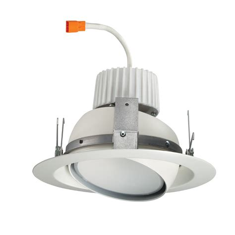 Led Recessed Lighting Review by Shop Juno 65 Watt Equivalent White Dimmable Led Recessed Retrofit Downlight Fits Housing