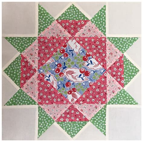 Identifying Quilt Patterns by Help Identifying This Block