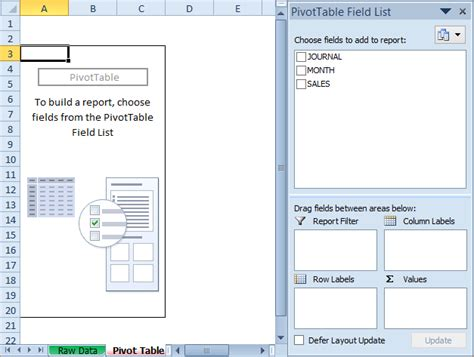 create pivot table excel 2016 10 easy steps to create a pivot chart in excel 2016 educba