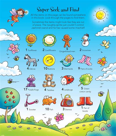 seek and find books pictures booktopia find a charm book seek and find by