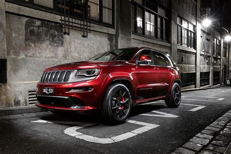 2016 jeep grand cherokee off road 2016 jeep grand cherokee srt night quick review