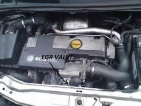 Egr Valve Vauxhall Zafira Opel Zafira Egr Valve