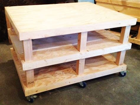 Diy Large Workbench Myoutdoorplans Free Woodworking Plans And Projects Diy Shed