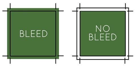 bleed layout definition bleed what is it why do you need it the paper blog