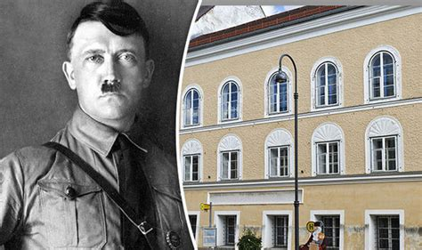 hitler born place adolf hitler s birthplace in austria to be demolished