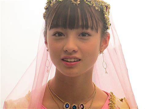 kanna hashimoto love arigatou hashimoto kanna and rev from dvl in their 1st cmhashimoto