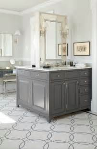 sided bathroom vanity contemporary bathroom