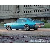 1972 Ford Maverick  Some Kinda Blue Hot Rod Network