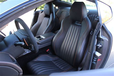 Aston Martin Interior by 2016 Aston Martin Db9 Gt Drive Review The Manual