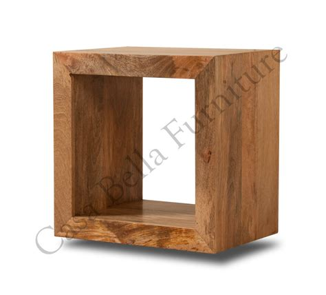Mango Wood Side Table Mango Wood Side Table Minimalist Style End Table Casa Furniture