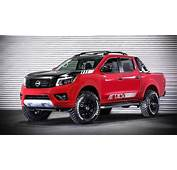 Nissan Frontier Gets The Attack Concept Treatment In Latin