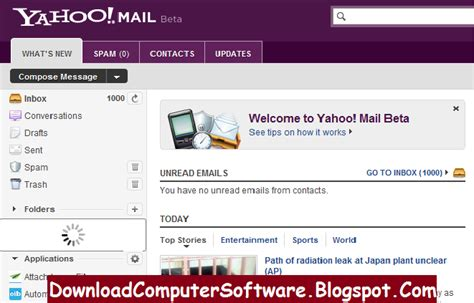 yahoo email keeps going to spam download how to yahoo emails to your computer bittorrenttw
