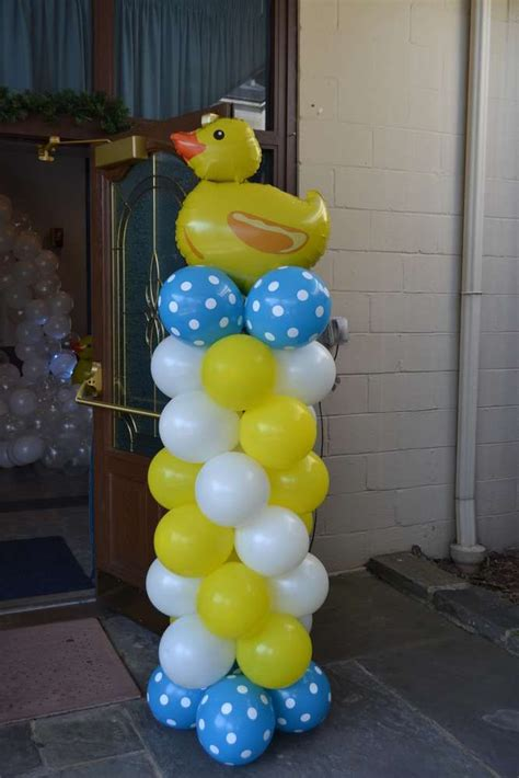 Rubber Duck Decorations by 1000 Ideas About Ducky Baby Showers On Rubber