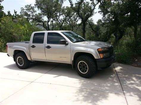 buy car manuals 2004 gmc canyon engine control sell used 2004 gmc canyon z71 z85 sle crew cab pickup 4 door 3 5l in san antonio texas united
