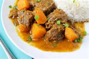 Meatloaf Recipe by Guyanese Cuisine Savory Beef Curry With Roti Livin La