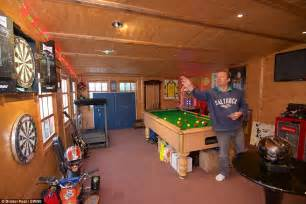 mangotsfield home  bristol   bar  pool table