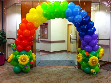How To Make Balloon Decorations by Balloon Decoration Singapore Favors Ideas
