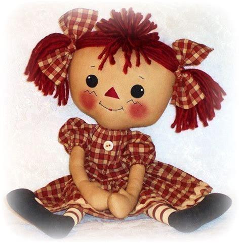 8 inch rag doll pattern rag doll pattern pdf pattern cloth doll ragdoll raggedy