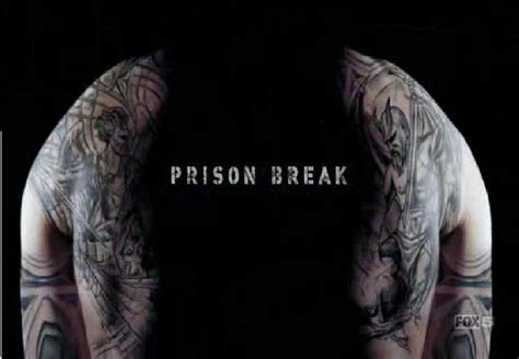 prison break tattoo top prison map images for tattoos