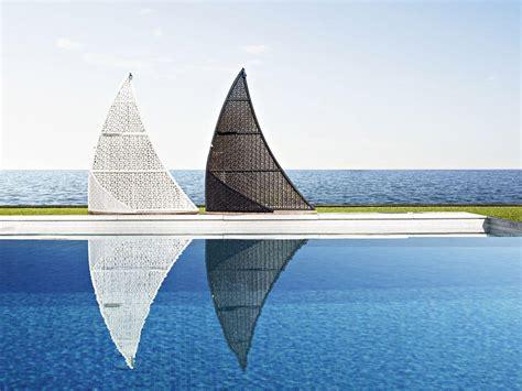 box doccia vela cabina doccia a forma di vela per piscine e spiaggie