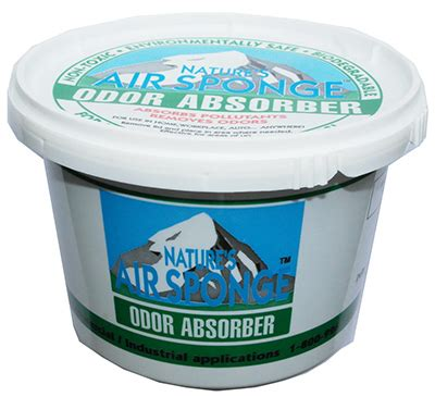 natures 1 lb odor absorber air sponge 101 2