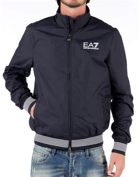 Inspired Ls by Armani Ea7 Jas Sail Inspired Jacket Ls Darkslate