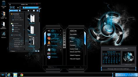 black themes for windows 8 windows 8 theme dark orbit tx cm by newthemes on deviantart