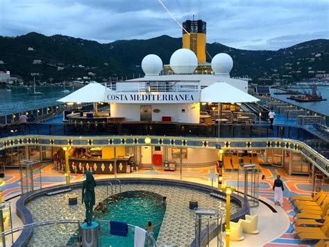 costa mediterranea cabine costa mediterranea review and impressions