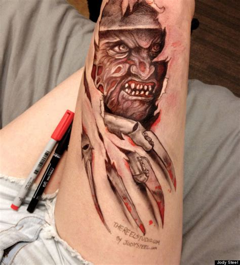 leg drawings ripped skin cats and breaking bad featured