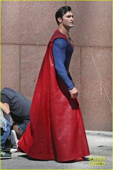 Sweater Supergirl supergirl les nouvelles photos de superman rassurent les