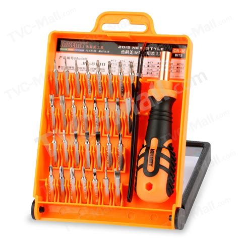Jakemy 58 In 1 Professional Hardware Screwdriver Tool Kit Jm 6092b jakemy 32 in 1 professional hardware screwdriver tool kit jm 8100 tvc mall