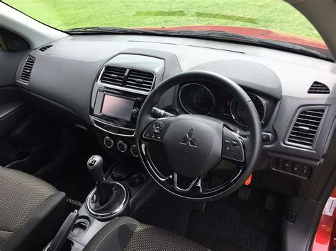mitsubishi asx 2016 interior 2016 mitsubishi asx review behind the wheel