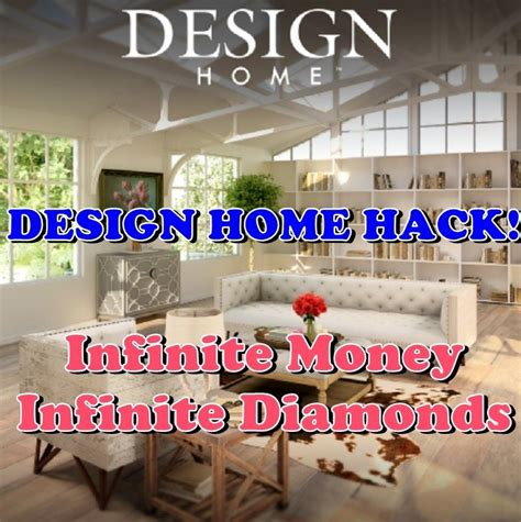 design home game cheats  android  ios